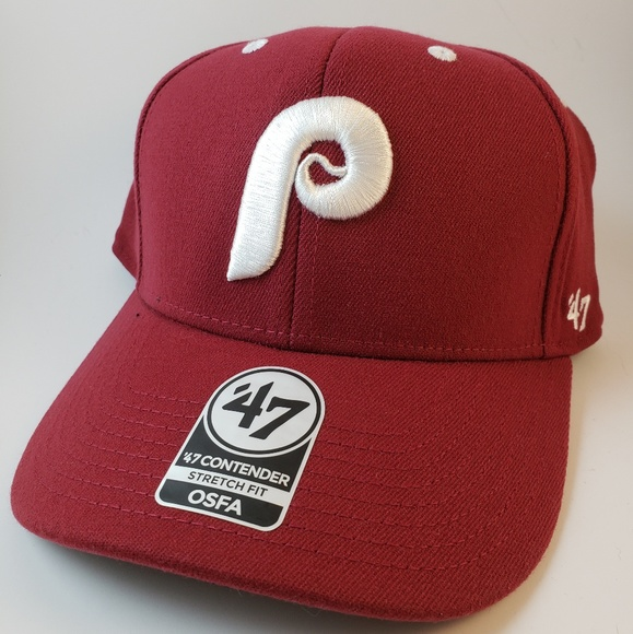 Philadelphia Phillies Hat 47 Stretch Fit b10bd28083b